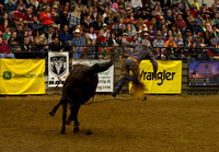 Midwest Horse Fair 2014 - PRCA Rodeo